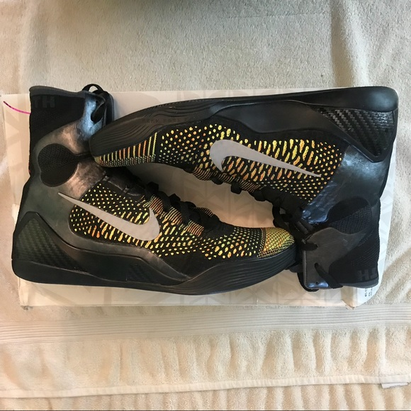 reputable site 55d15 ea955 Kobe lX Elite Inspiration Pre-Owned size 11